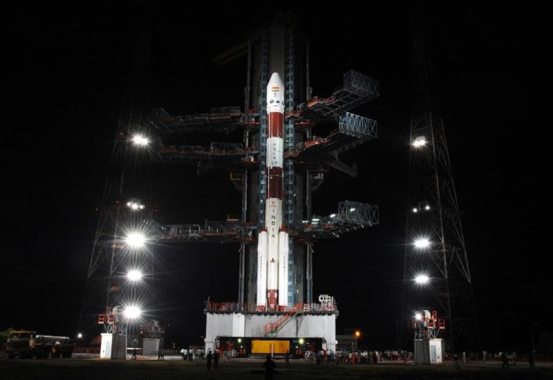 Chandrayaan-1 - Mission autour de la Lune Pslvc110