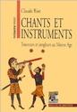 Instruments de musique médiévaux Chants10