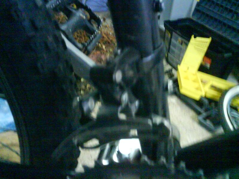 mon 3X7 Shimano avec passage ---> en 3X8 1_310