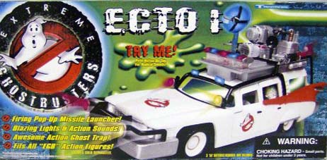 Extreme Ghostbusters (Trendmasters) 1997 Ecto1m10