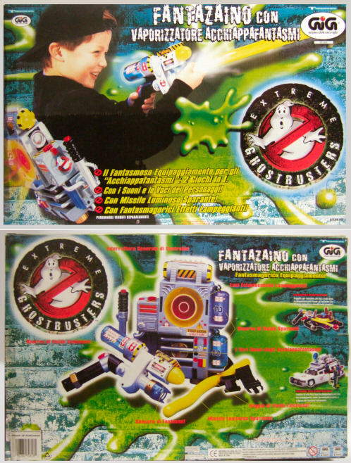 Extreme Ghostbusters (Trendmasters) 1997 Extrem12