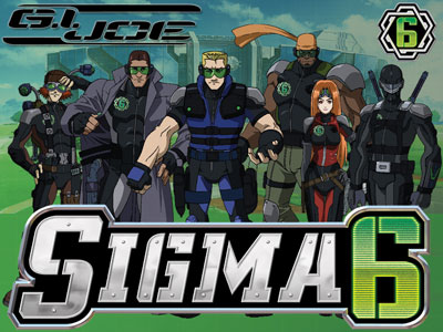 GI Joe Sigma 6 (Hasbro) 2005 Sigma610