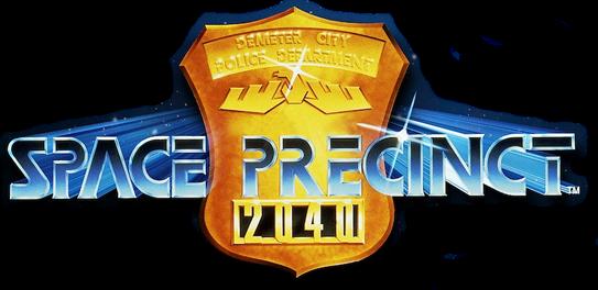 Space Precinct (Vivid Imaginations) 1994 Space_10