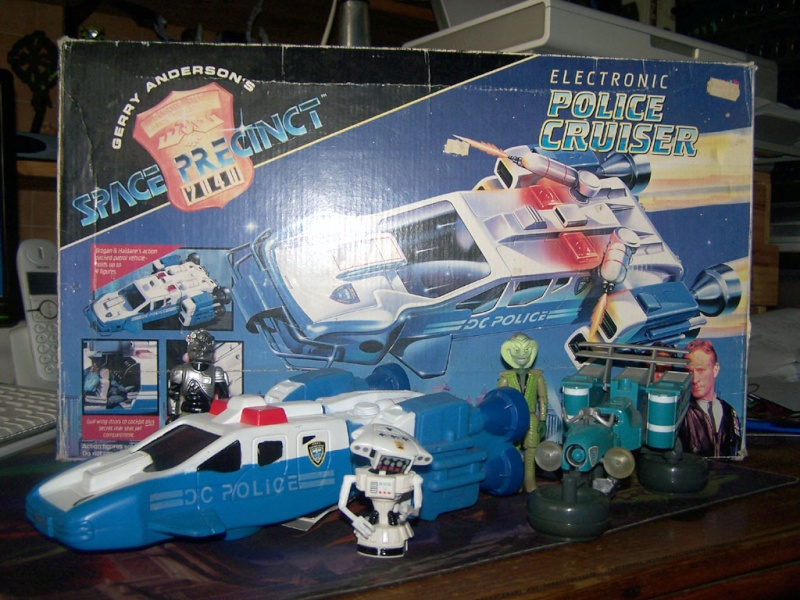 Space Precinct (Vivid Imaginations) 1994 Spacep11