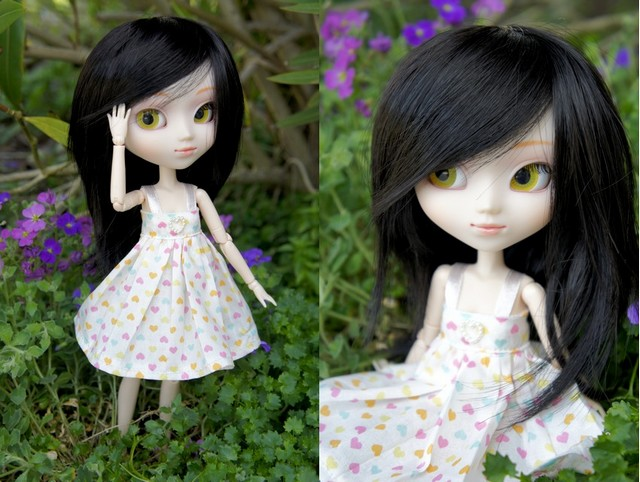 Simili's Heart Doll Ensemb20