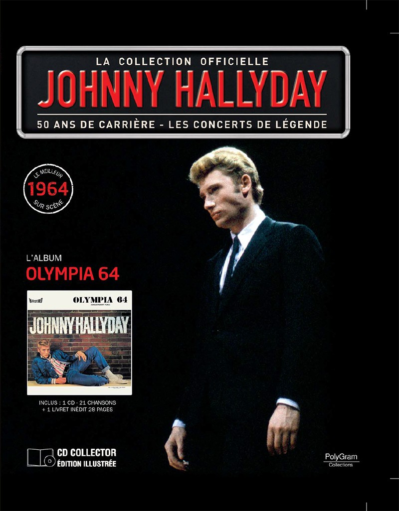 Volume 67 Olympia 1964 Johnny12