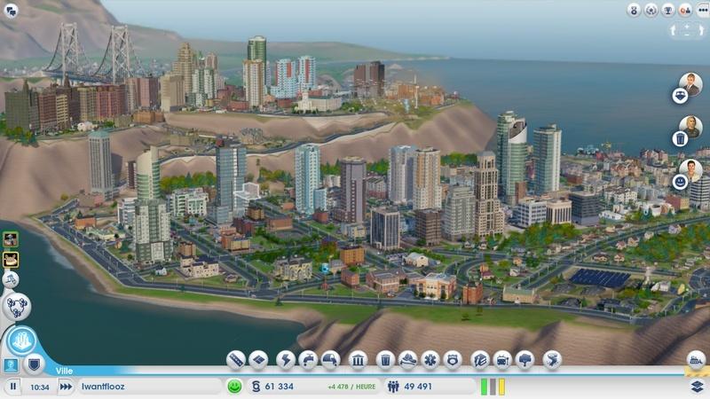 Photos de vos villes SimCity   111