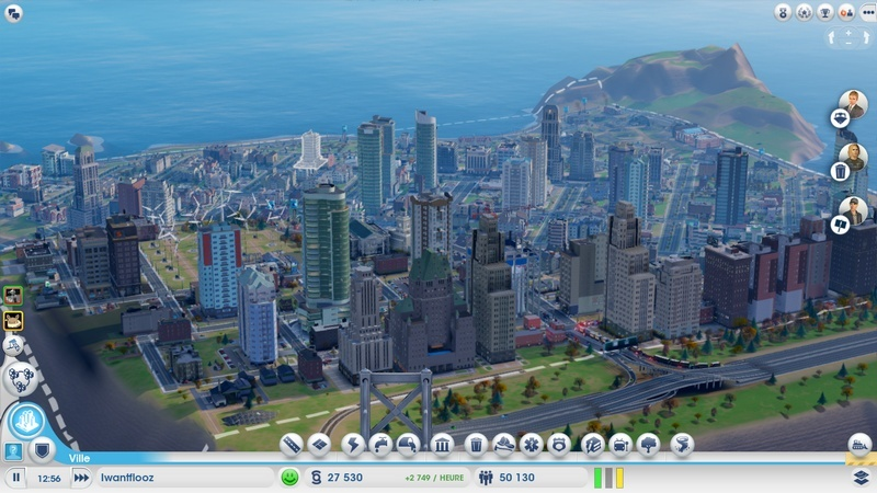 Photos de vos villes SimCity   212