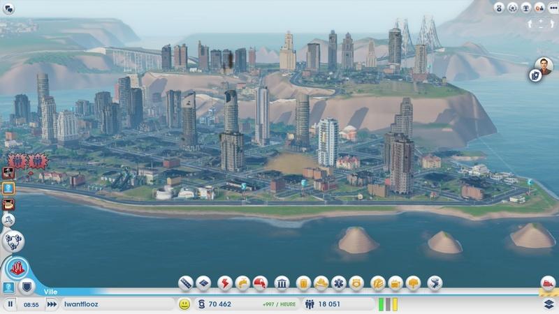 Photos de vos villes SimCity   Spark_10