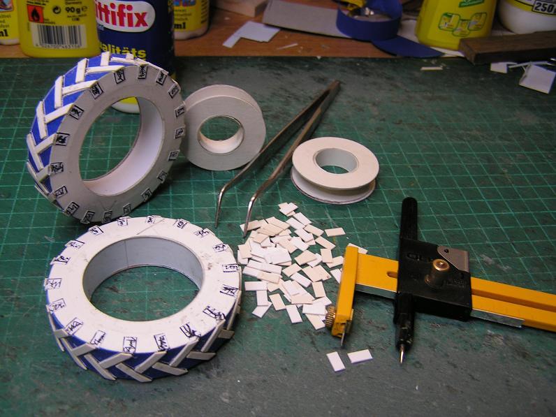 Geräteträger RS-09 1:20 Ein neuer Versuch gebaut von klebegold 12k10