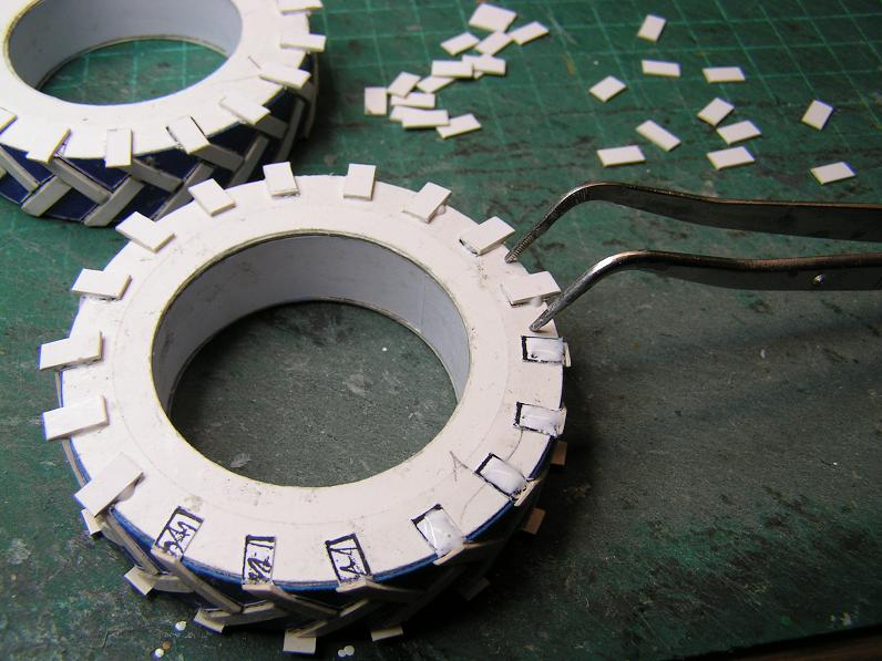 Geräteträger RS-09 1:20 Ein neuer Versuch gebaut von klebegold 13k10