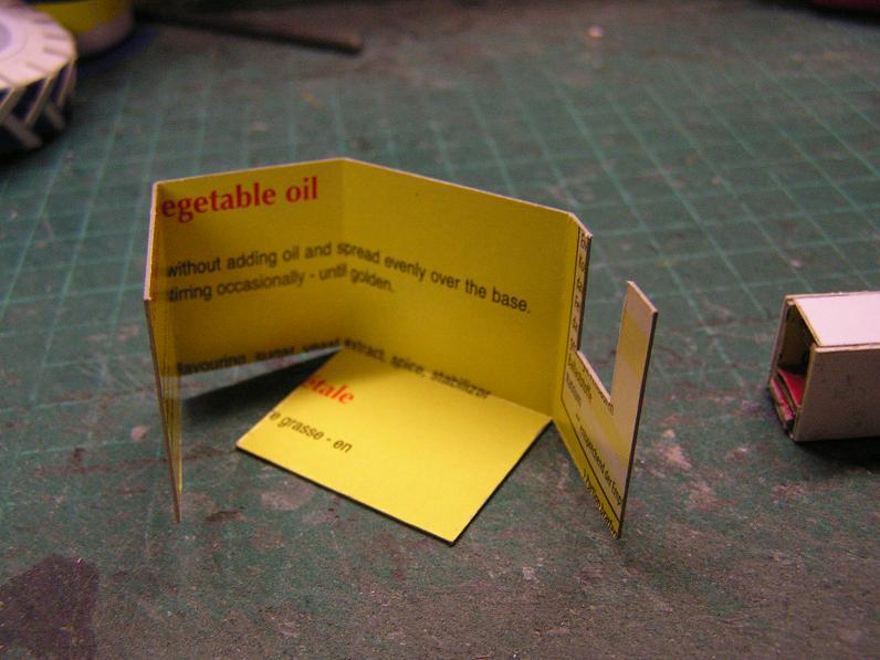 Geräteträger RS-09 1:20 Ein neuer Versuch gebaut von klebegold 18k10