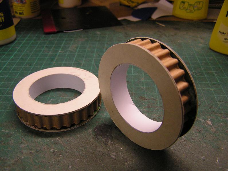 Geräteträger RS-09 1:20 Ein neuer Versuch gebaut von klebegold 1k10