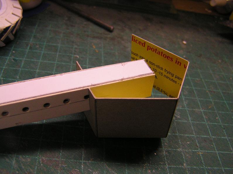 Geräteträger RS-09 1:20 Ein neuer Versuch gebaut von klebegold 21k10