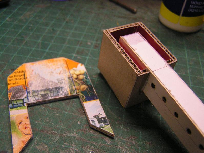 Geräteträger RS-09 1:20 Ein neuer Versuch gebaut von klebegold 22k10