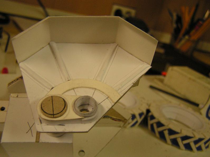Geräteträger RS-09 1:20 Ein neuer Versuch gebaut von klebegold 29k10