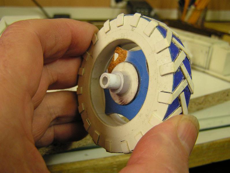 Geräteträger RS-09 1:20 Ein neuer Versuch gebaut von klebegold 31k10