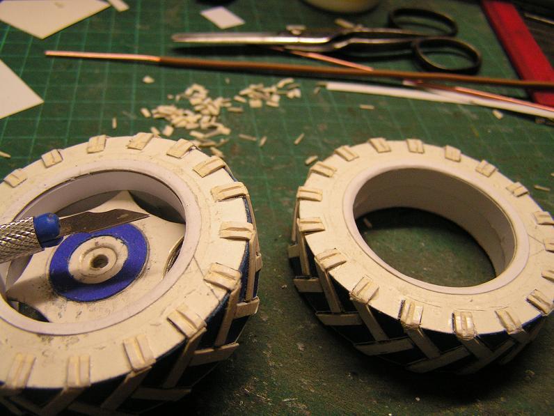 Geräteträger RS-09 1:20 Ein neuer Versuch gebaut von klebegold 35k10