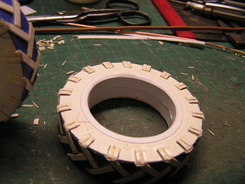 Geräteträger RS-09 1:20 Ein neuer Versuch gebaut von klebegold 36k10