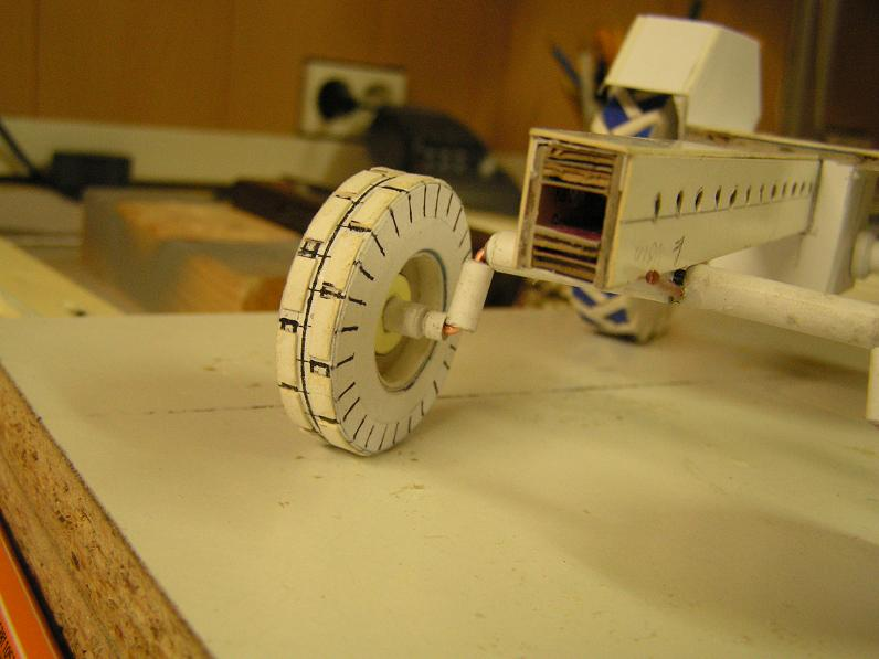 Geräteträger RS-09 1:20 Ein neuer Versuch gebaut von klebegold 39k10