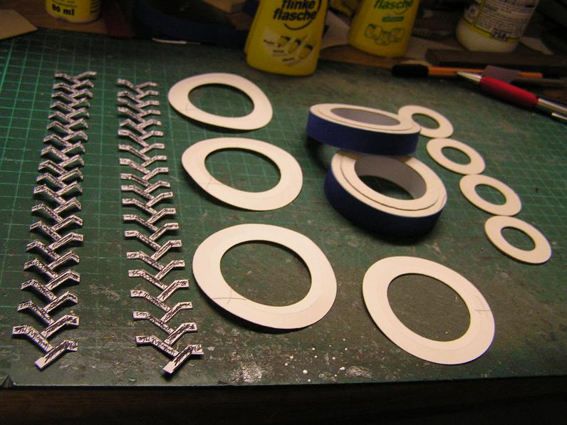 Geräteträger RS-09 1:20 Ein neuer Versuch gebaut von klebegold 3k10