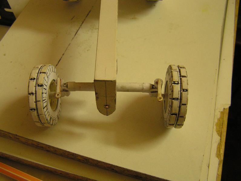 Geräteträger RS-09 1:20 Ein neuer Versuch gebaut von klebegold 48k10