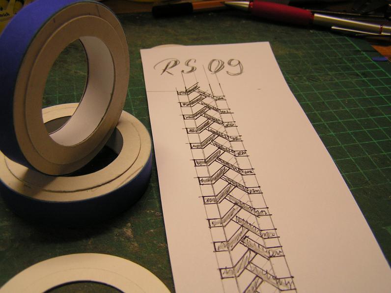 Geräteträger RS-09 1:20 Ein neuer Versuch gebaut von klebegold 4k10