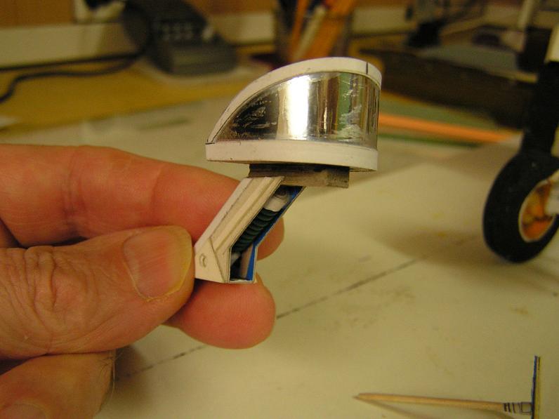 Geräteträger RS-09 1:20 Ein neuer Versuch gebaut von klebegold 53k11