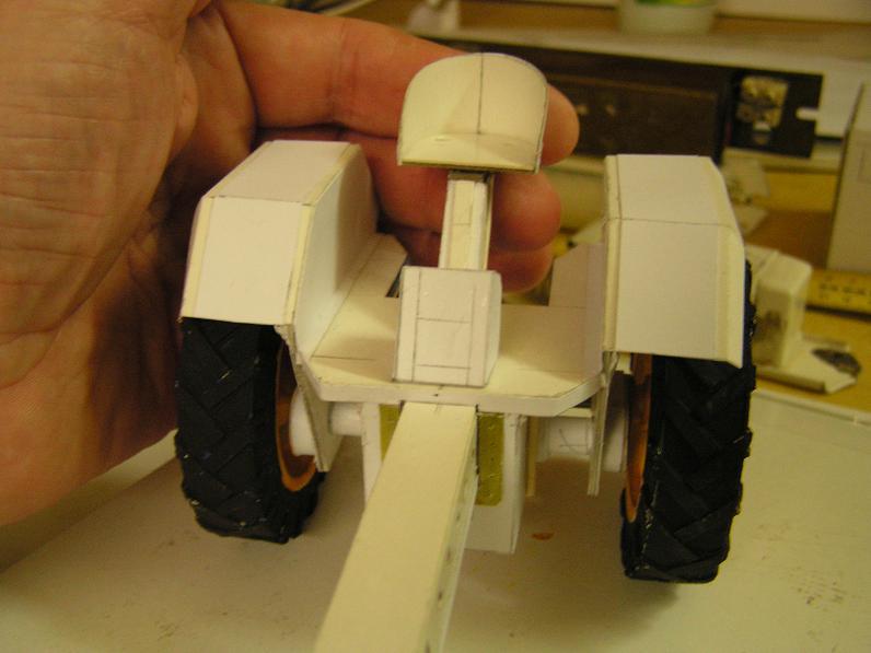Geräteträger RS-09 1:20 Ein neuer Versuch gebaut von klebegold 54k11