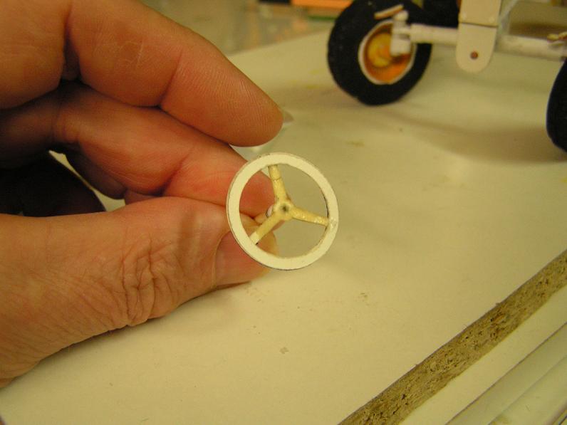 Geräteträger RS-09 1:20 Ein neuer Versuch gebaut von klebegold 55k10