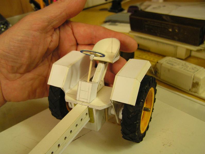 Geräteträger RS-09 1:20 Ein neuer Versuch gebaut von klebegold 56k10