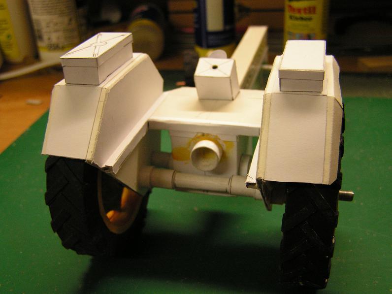 Geräteträger RS-09 1:20 Ein neuer Versuch gebaut von klebegold 57k11