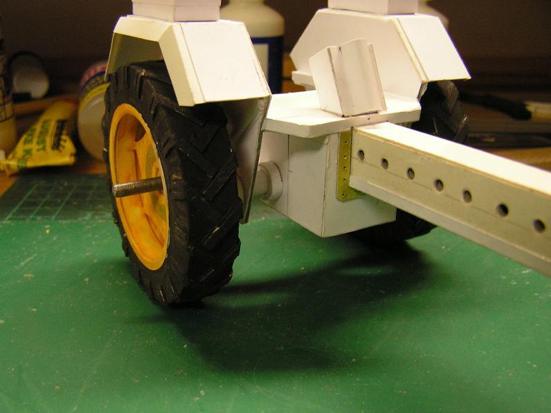 Geräteträger RS-09 1:20 Ein neuer Versuch gebaut von klebegold 58k10