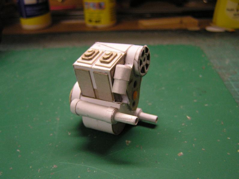 Geräteträger RS-09 1:20 Ein neuer Versuch gebaut von klebegold 59k10