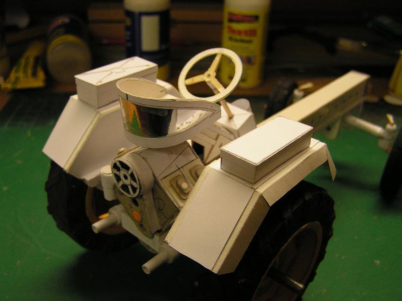 Geräteträger RS-09 1:20 Ein neuer Versuch gebaut von klebegold 63k10