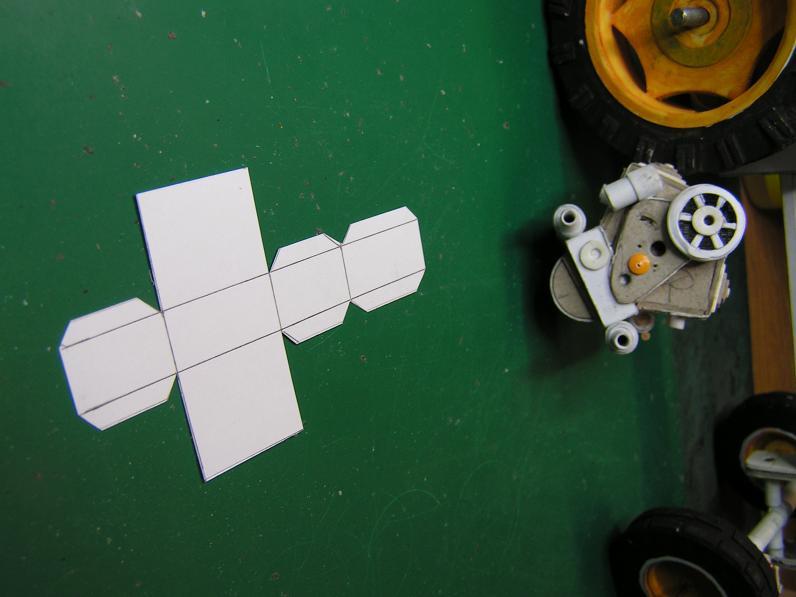 Geräteträger RS-09 1:20 Ein neuer Versuch gebaut von klebegold - Seite 2 66k10