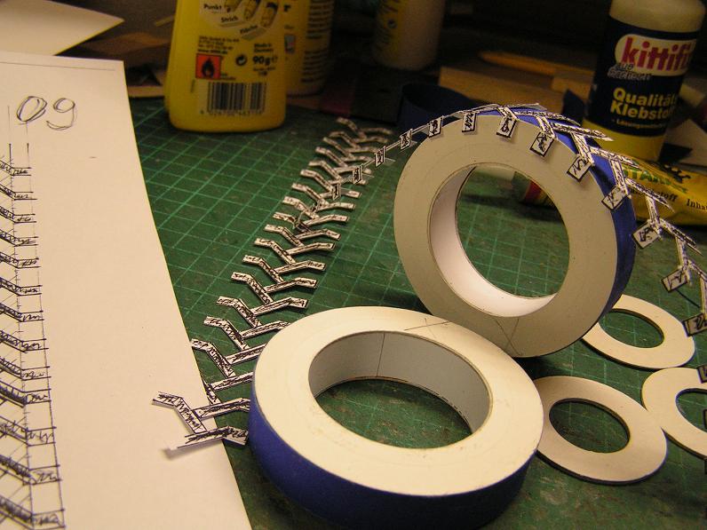 Geräteträger RS-09 1:20 Ein neuer Versuch gebaut von klebegold 8k10