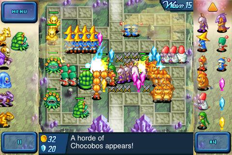 [JEU] CRYSTAL DEFENDERS : Tower Defense de Square Enix [Payant] 71536c10