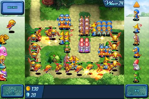 [JEU] CRYSTAL DEFENDERS : Tower Defense de Square Enix [Payant] Image310