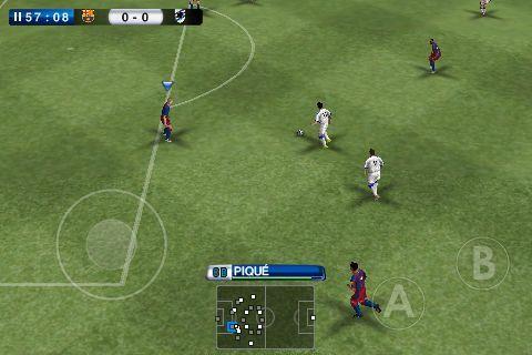 [JEU] PRO EVOLUTION SOCCER 2011 : Le célébre jeu de foot de Konami[Payant] Pes-2010