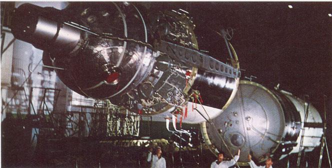 Module de service du Vostok 118-210