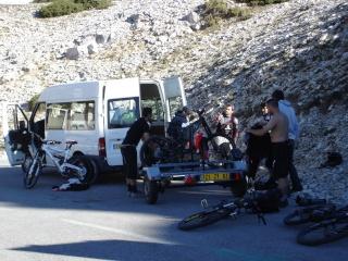 Novembre 2008 - Le Mont Ventoux Dsc07626