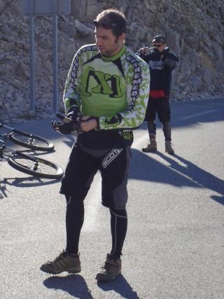Novembre 2008 - Le Mont Ventoux Dsc07630