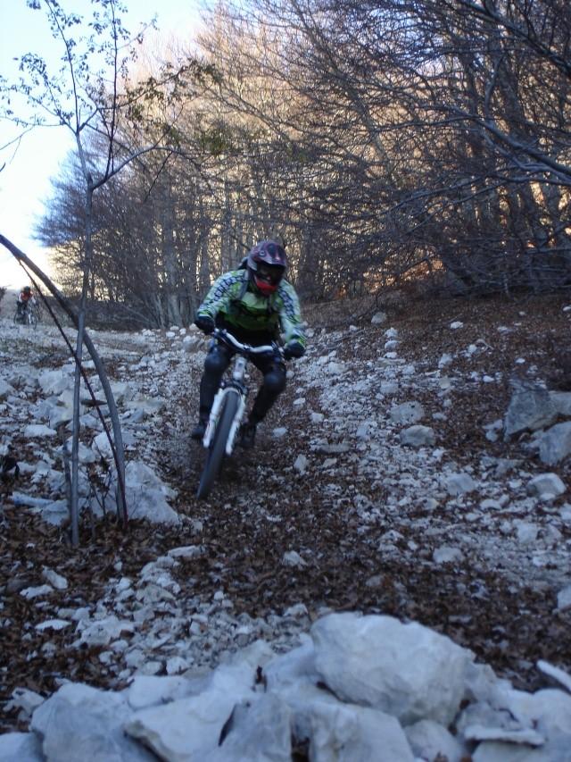 Novembre 2008 - Le Mont Ventoux Dsc07638