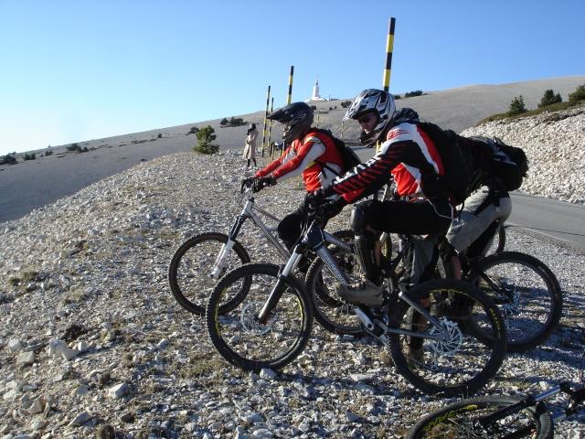Novembre 2008 - Le Mont Ventoux Dsc07644