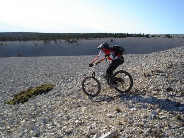 Novembre 2008 - Le Mont Ventoux Dsc07645