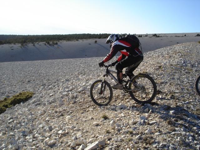Novembre 2008 - Le Mont Ventoux Dsc07646