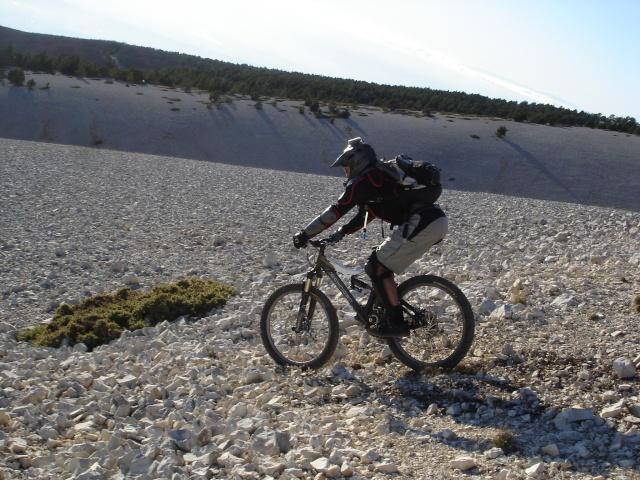Novembre 2008 - Le Mont Ventoux Dsc07647