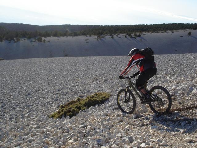 Novembre 2008 - Le Mont Ventoux Dsc07648