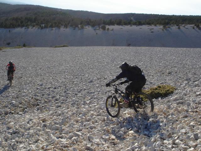 Novembre 2008 - Le Mont Ventoux Dsc07649